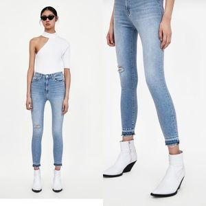 COPY - Zara High waist Jeans